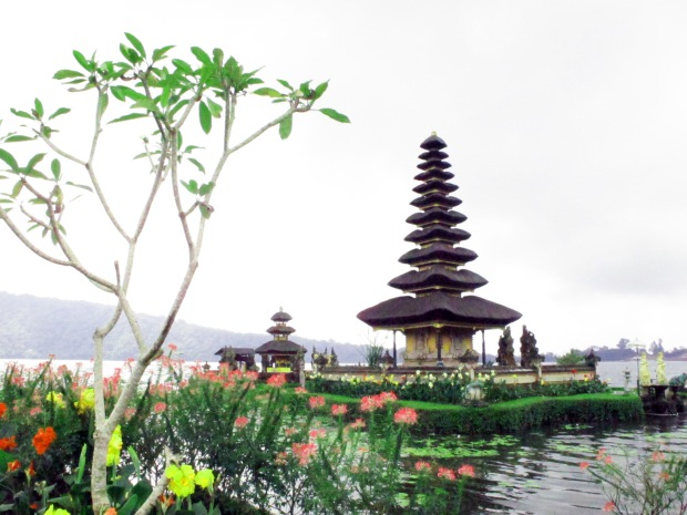 Bali, I fell in love slowly then all at once